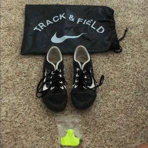 women's nike track spikes